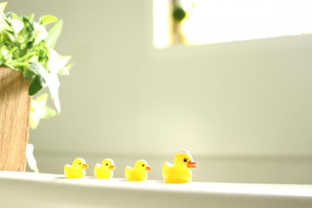 つかまり立ち お風呂の入れ方