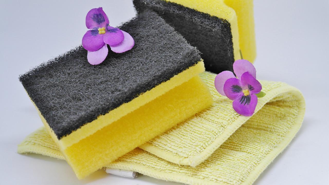 ベランダ 黄砂 掃除