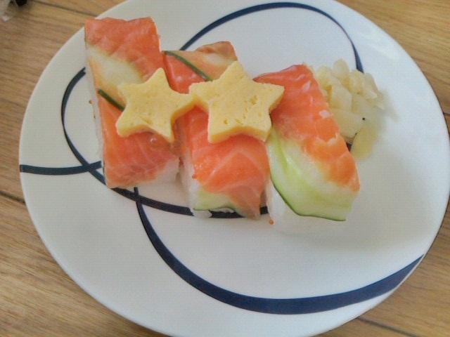 押し寿司 型 代用