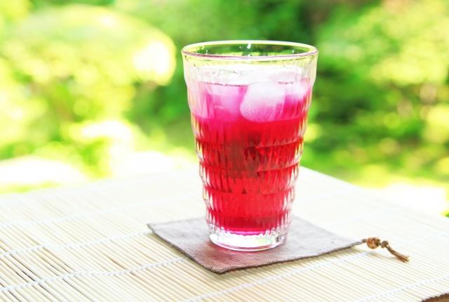 赤紫蘇ジュース 賞味期限
