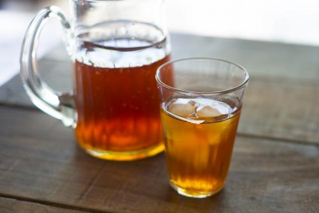 沸かしたお茶 常温保存