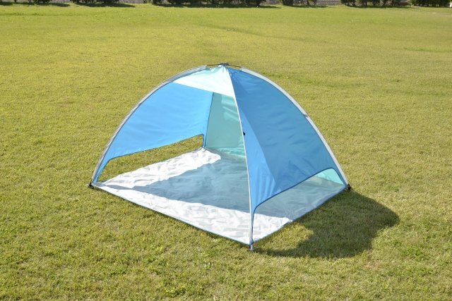 簡易テント 洗い方